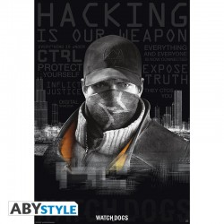 Watch Dogs Poster Citations