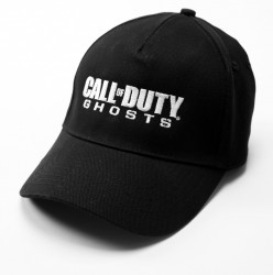 Call of Duty Ghosts Baseball Cap Logo