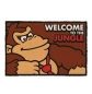 Preview: Donkey Kong Fußmatte Welcome To The Jungle 40 x 60 cm