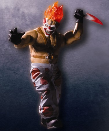 Twisted Metal Actionfigur Sweet Tooth 21 cm
