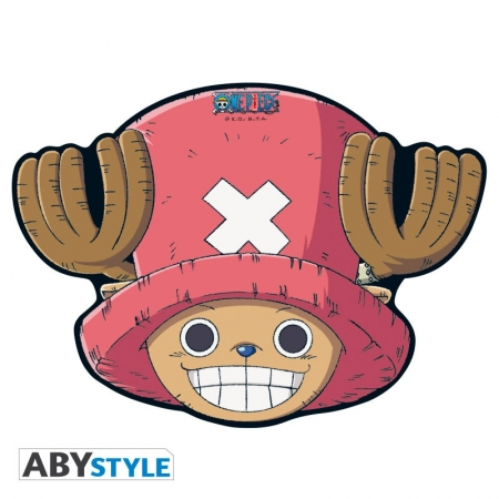 One Piece Mousepad Chopper
