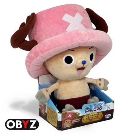One Piece Chopper Plüschfigur 30 cm