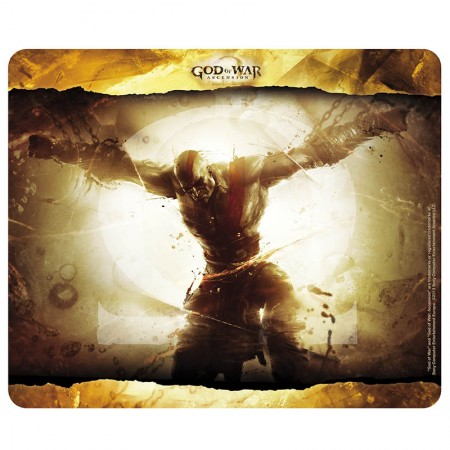 God of War Mousepad Kratos