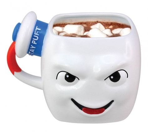 Ghostbusters 3D Tasse Stay Puft