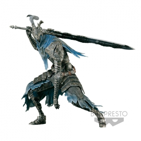 Dark Souls 2 Sculpt Collection Vol. 2 DXF Figur Artorias der Abgrundschreiter 17 cm