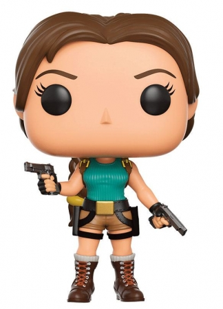 Tomb Raider POP! Games Vinyl Figur Lara Croft 9 cm