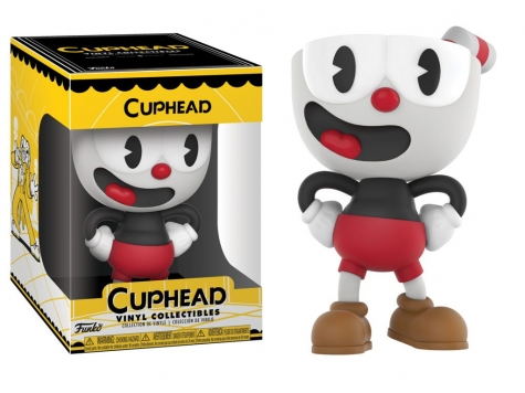 Cuphead Vinyl Collectible Figur Cuphead 10 cm