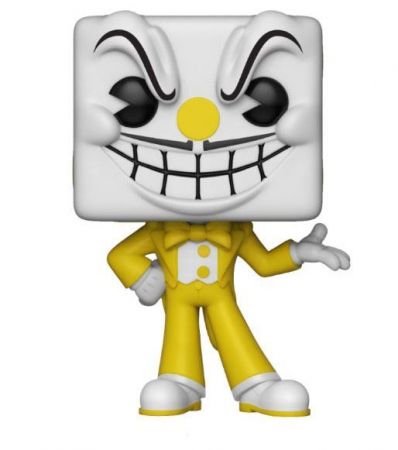 Cuphead POP! Games Vinyl Figur King Dice Chase 9 cm