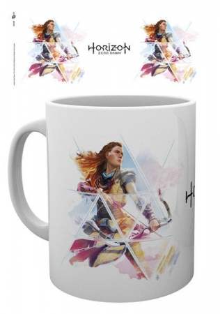 Horizon Zero Dawn Tasse Aloy Bow