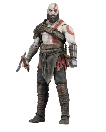God of War (2018) Actionfigur Kratos 18 cm
