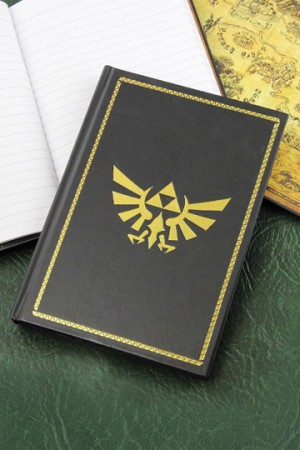 Legend of Zelda Notizbuch Hyrule Wingcrest
