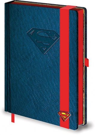 DC Comics Premium Notizbuch A5 Superman