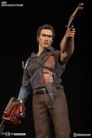 Tanz der Teufel II Actionfigur 1/6 Ash Williams 30 cm