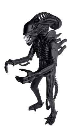 Aliens Die Rückkehr Super Size Actionfigur Alien Warrior Classic Toy Edition (Matte Black) 46 cm