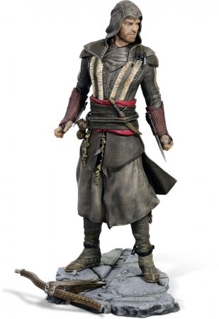 Assassins Creed PVC Statue Aguilar (Michael Fassbender) 24 cm