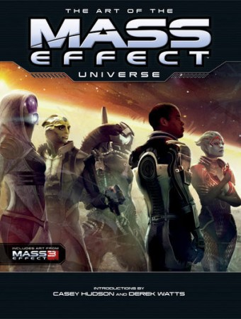 Mass Effect Artbook The Art of the Mass Effect Universe