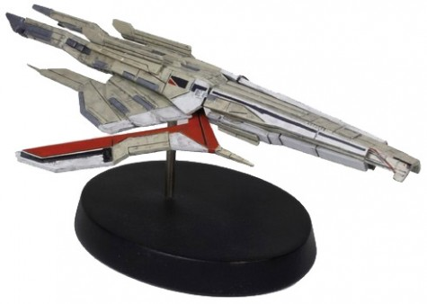 Mass Effect Replik Turian Cruiser 15 cm