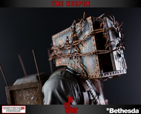 The Evil Within Statue The Keeper 38 cm