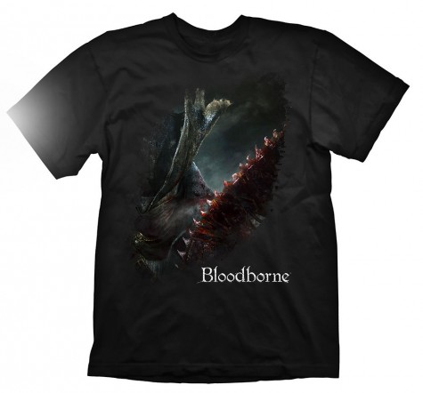 Bloodborne T-Shirt A Hunters Bloody Tool