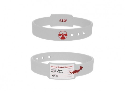The Evil Within Gummi Armband Leelie Withers