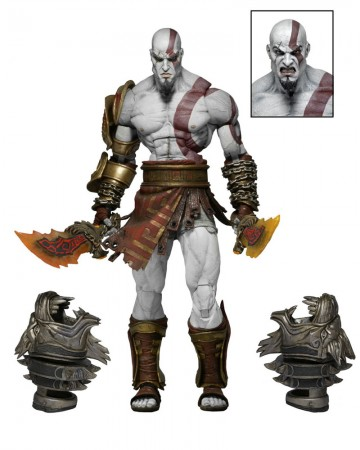 God of War 3 Actionfigur Ultimate Kratos 18 cm