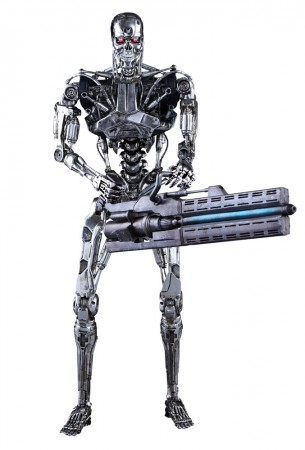 Terminator Genisys Movie Masterpiece Actionfigur 1/6 Endoskelett 33 cm