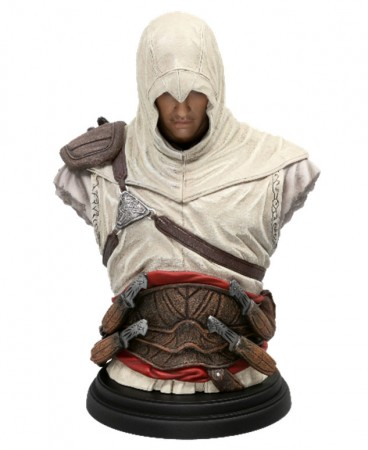 Assassins Creed Legacy Collection Büste Altair Ibn-La'Ahad 19 cm