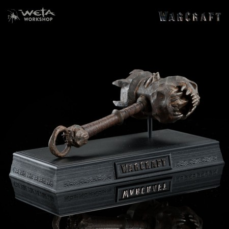 Warcraft Replik 1/6 Skullbreaker of Blackhand 20 cm