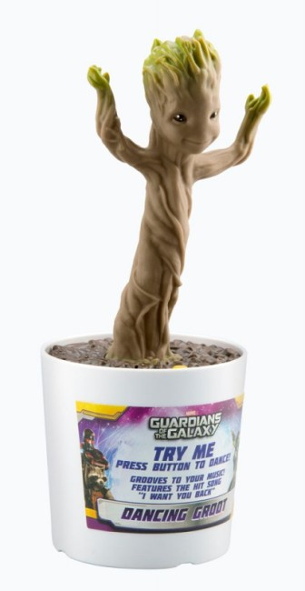 Guardians of the Galaxy Interaktive Figur mit Sound 23 cm Dancing Groot