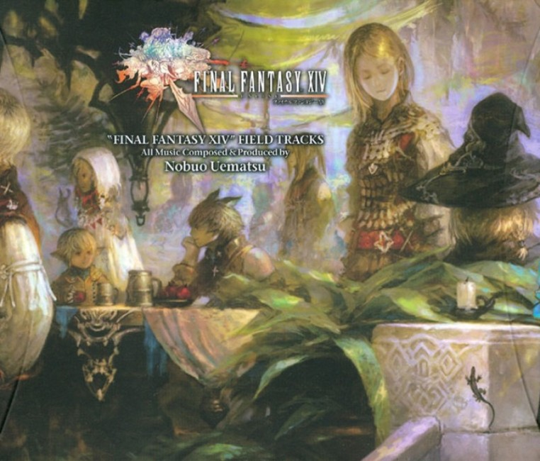 Final Fantasy XIV Musik-CD Field Tracks