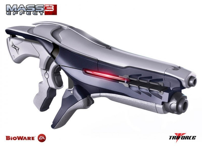 Mass Effect 3 Replik 1/1 Disciple 59 cm