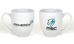 Metal Gear Rising Tasse MSC Logo