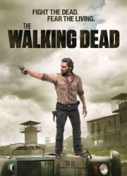 The Walking Dead Rick Grimes Deluxe Figur 26 cm