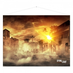 Dying Light Wandrolle Parkour 100 x 77 cm