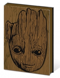Guardians of the Galaxy Vol. 2 Premium Notizbuch A5 Groot