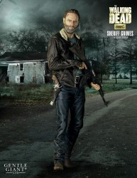 The Walking Dead Statue 1/4 Rick Grimes 46 cm